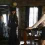 Nora and Mary Louise - The Vampire Diaries Season 7 Episode 2