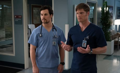 Many Options - Grey's Anatomy Season 15 Episode 9