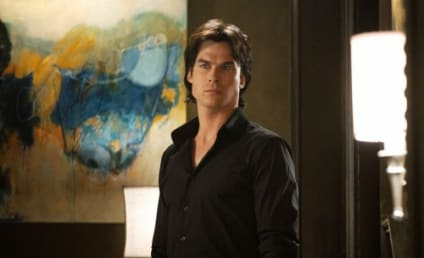 Vampire Diaries Clip: Welcome to Stefan's Second Personality Home!