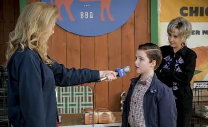 Watch Young Sheldon Online: Season 2 Episode 16
