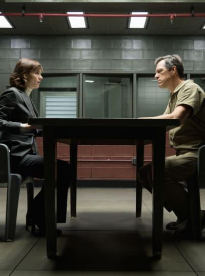 Kristen + Orson - EVIL Season 1 Episode 13