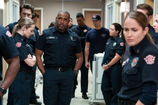 Losing Their Own - Station 19 Season 2 Episode 15