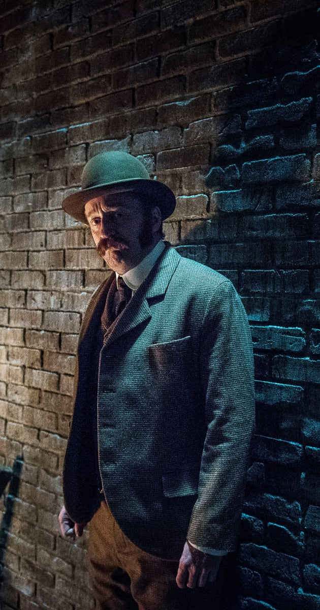 Man WIthout a Force - The Alienist Season 1 Episode 7