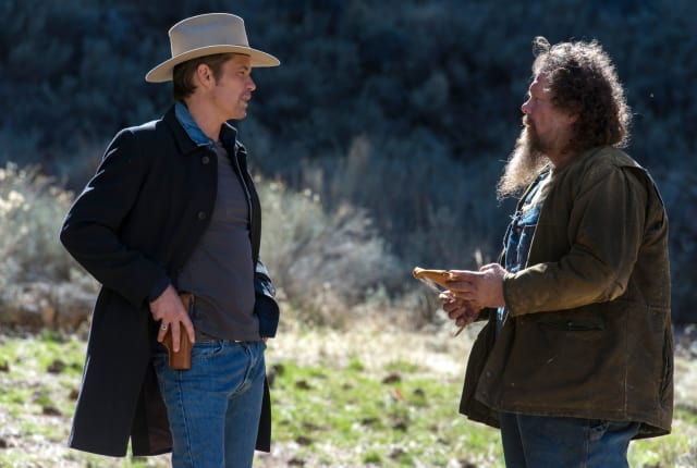 Watch Justified Season 6 Episode 12 Online - TV Fanatic