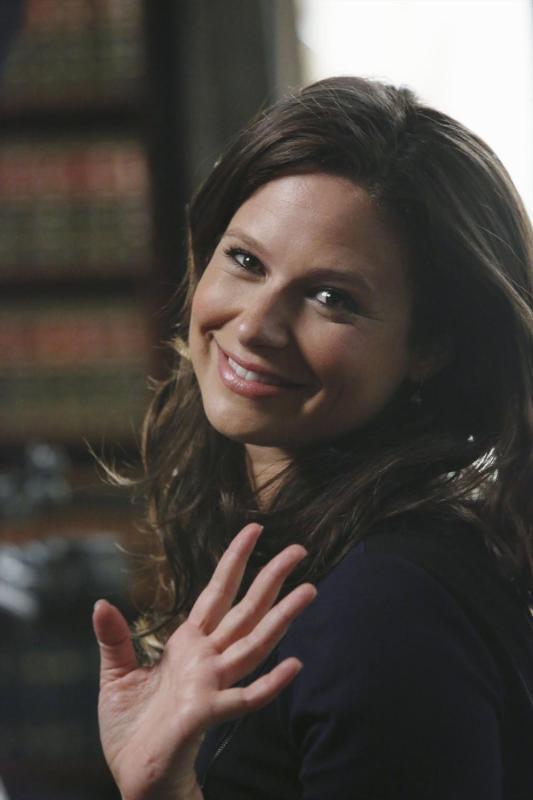 Katie Lowes (Quinn Perkins)