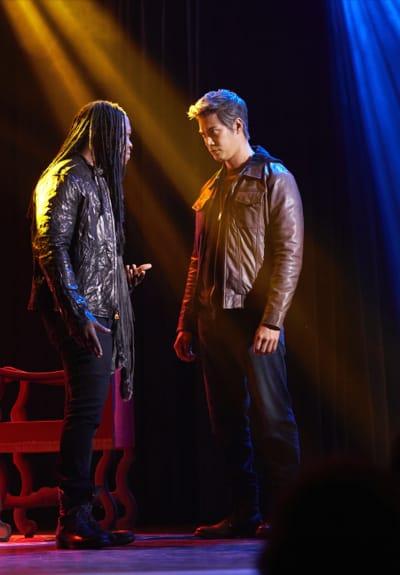 The New Damon and Stefan - Legacies Season 3 Episode 3