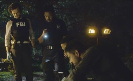 Grisly Discovery - Criminal Minds Season 13 Episode 3