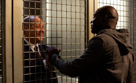 Dembe Visits Red