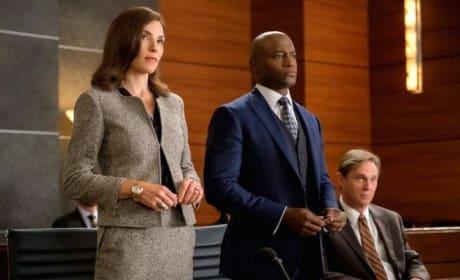 Taye Diggs as Dean - The Good Wife Season 6 Episode 3
