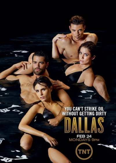 Dallas Season Three Poster