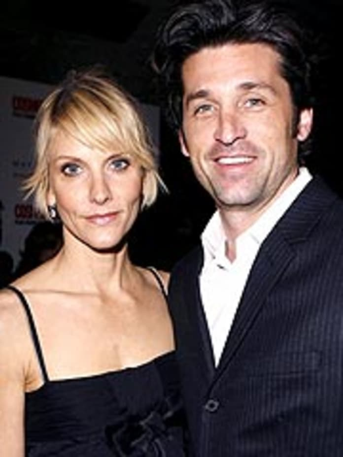 Patrick Dempsey Wife Expecting Baby 2 Tv Fanatic