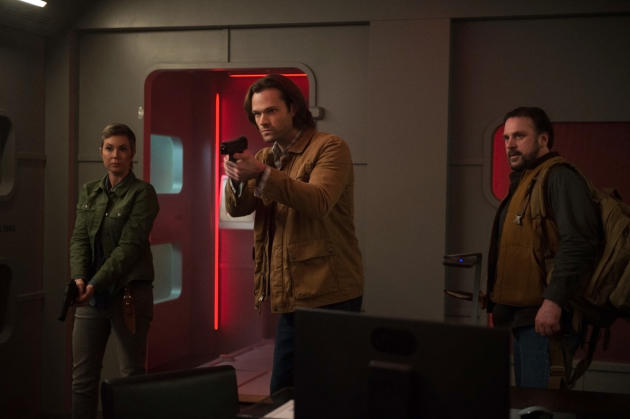 A win for the hunters? - Supernatural Season 12 Episode 22