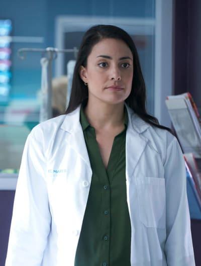 Vanessa Reprimands Naz - Nurses Season 1 Episode 8