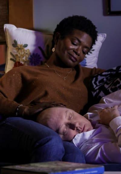 Relaxing Moment - The Blacklist Season 8 Episode 13