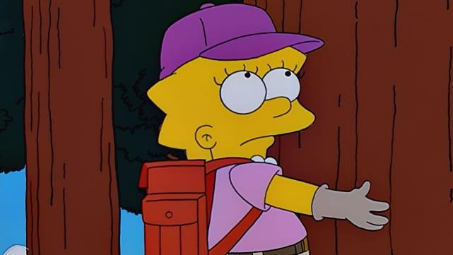 Lisa - The Simpsons