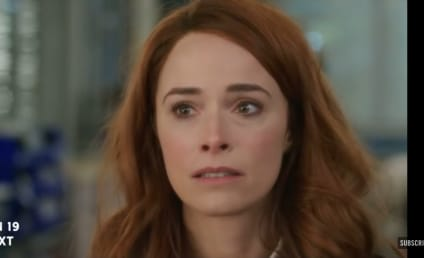 Grey's Anatomy Promo: Megan Hunt Returns!