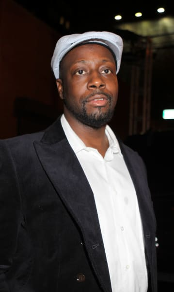 Wyclef Jean Pic