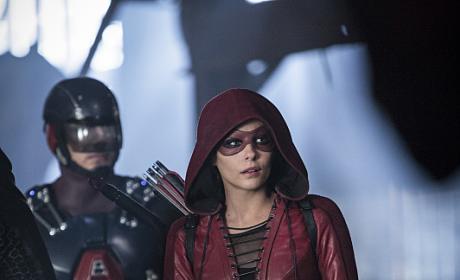 Atom and Speedy - The Flash Season 3 Episode 8