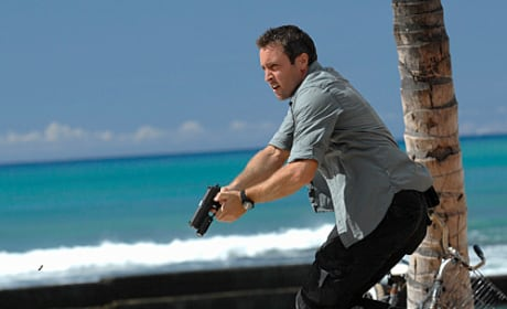 McGarrett on the Loose