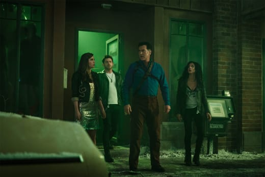 Reunion - Ash vs Evil Dead Season 3 Episode 8