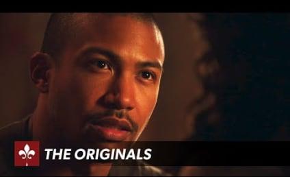 The Originals Sneak Peek: Stay Put! Drink Bourbon!