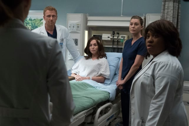 Who Has the Floor? - Grey's Anatomy Season 14 Episode 4