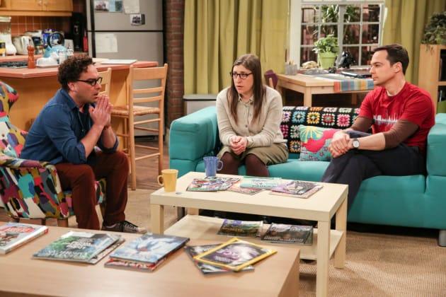 Leonard Learns the Truth - The Big Bang Theory