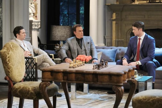 Conspiring to Oust Jake - Days of Our Lives