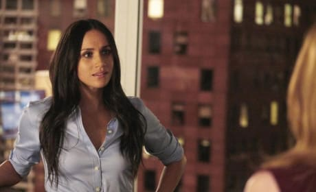 Rachel Learns All - Suits Season 7 Episode 14