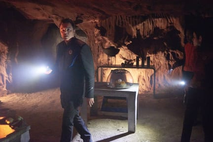 Searching the Cave - The Orville Season 1 Episode 3
