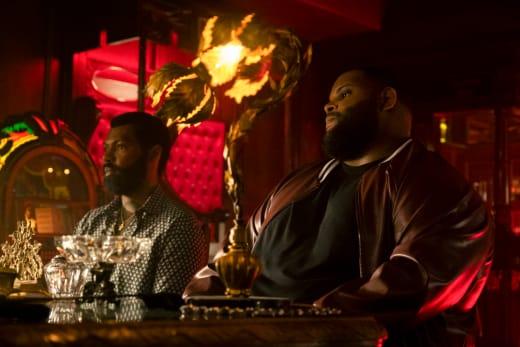 Criminal Meeting - Black Lightning Season 3 Episode 11