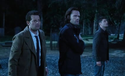 Supernatural Season 14 Episode 20 Review: Moriah
