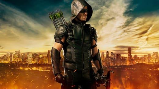 Arrow Season 4 Costume