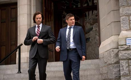 Walking Out - Supernatural Season 10 Episode 16