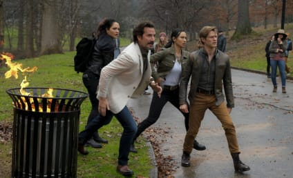 Watch MacGyver Online: Season 5 Episode 8