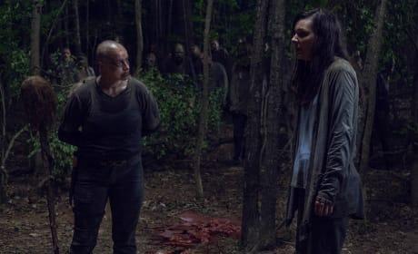 Don't Lose Your Head - The Walking Dead Season 9 Episode 12