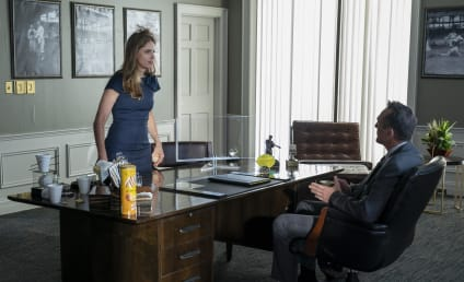 Brockmire Sneak Peek: There Is Nothing Casual About Jim and Jules Together Again