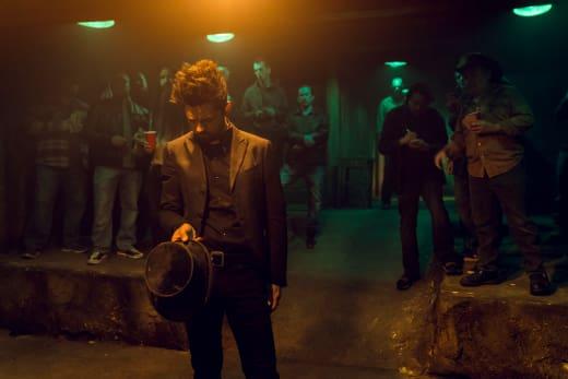 Jesse Runs the Tombs - Preacher Season 3 Episode 4