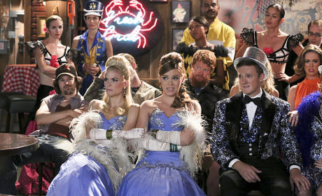 Bluebell's Got Talent - Hart of Dixie Season 4 Episode 4