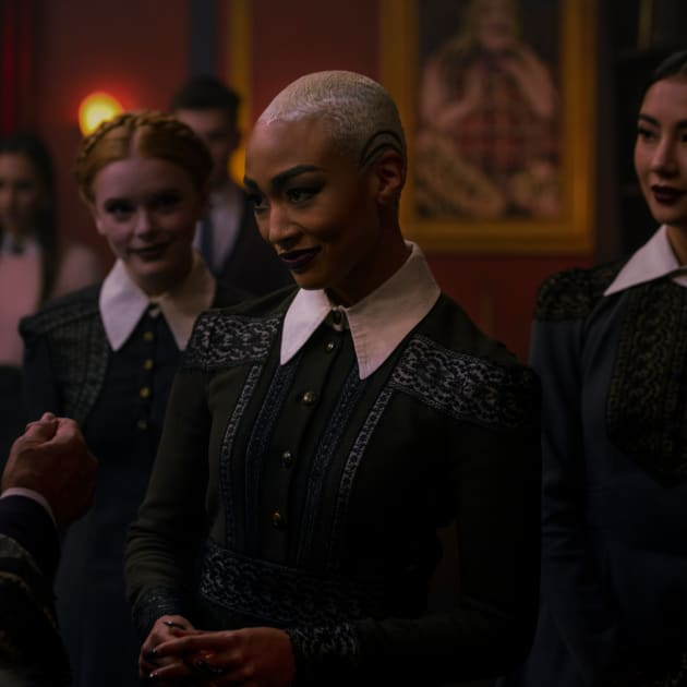 Prudence Blackwell Chilling Adventures Of Sabrina Tv