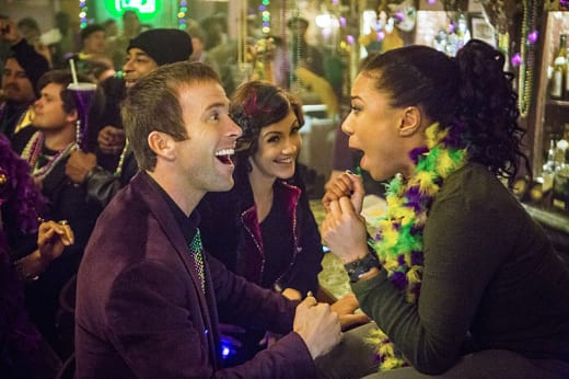 Fat Tuesday - NCIS: New Orleans