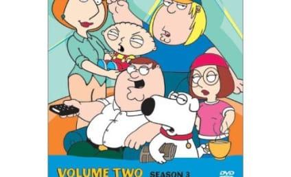 Family Guy Season Three Quotes
