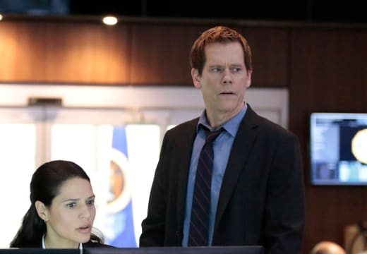 An Unexpected Lead - The Following