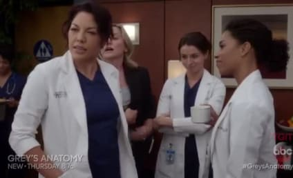 Grey's Anatomy Sneak Peek: Bailey as Boss