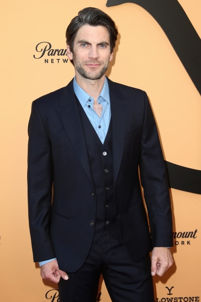 Wes Bentley at Yellowstone Season 2 Premiere Party