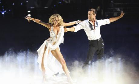 Robert and Kym: Rumba - Dancing With the Stars Season 20 Episode 3