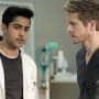 What are You Thinking, Kid?  - The Resident Season 1 Episode 9