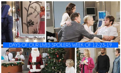 Days of Our Lives Spoilers Week of 12-23-19: Christmas in Salem