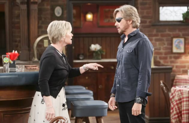 Kayla and Steve Argue Over Joey - Days of Our Lives