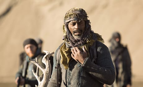 Jaha's Quest - The 100 Season 2 Episode 12